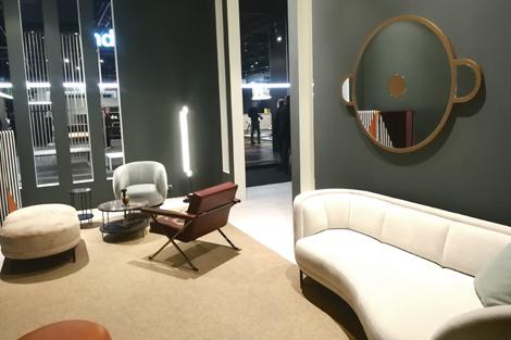 Die internationale Möbel- und Einrichtungsmesse in Köln